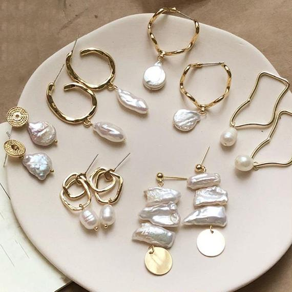 5 Secrets To Make Your Freshwater Pearl Earrings Look Amazing